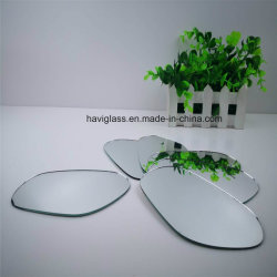 모터사이클용 JD China Factory High Quality Clear Perfect Rearview Mirror