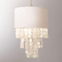 Lampes pendantes s'arrêtantes créatrices romantiques pendantes de chambre à coucher de studio d'éclairage de salle à manger de plafonniers d'interpréteur de commandes interactif méditerranéen