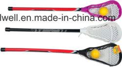 Tamanho Customed Lacrosse Stick com Encapamento