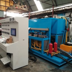 Printing-Test- Rapport de la pompe hydraulique du moteur de vanne du vérin de la réparation de banc de test