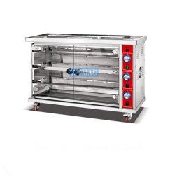 Grand kit de rôtisserie électrique automatique gaz (ZMJ-3LE)