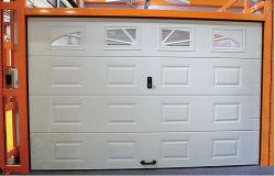 Efficacité énergétique industrielle coulissantes horizontales de coupe automatique de porte de garage