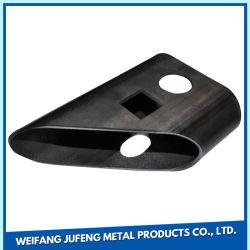Het hoge Werken van het Knipsel van de Laser van de Vervaardiging van de Rem van het Metaal van het Blad van het Aluminium van de Nauwkeurigheid