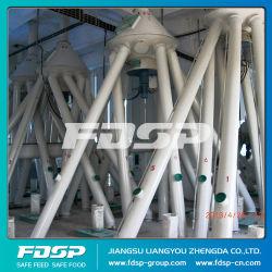 Pianta di produzione semplice dell'alimentazione del Aqua di funzionamento
