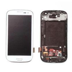 Mobiele LCD van de Toebehoren van de Telefoon Vertoning voor de Uitstekende kwaliteit van de Delen van de Reparatie van de Assemblage van de Becijferaar van het Comité van het Scherm van de Aanraking GT-I9301 I9308 TFT van de Melkweg S3 I9300 van Samsung