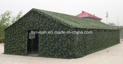 Parti militaire tente de toile imperméable grande tente