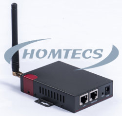 مودم M2M 3G HSPA مع TCP IP، RS232 RS485 لـ SCADA، سلسلة H20series