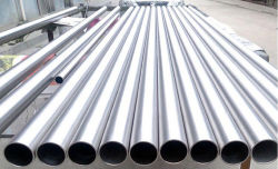 Super 2205 acier Duplex tube rond en alliage de nickel