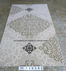 La main en touffes Tapis de laine pour les enfants de la Chambre tapis
