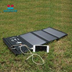 Chargeur Panneau solaire 21W avec led