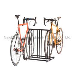 El Pedestal de Estacionamiento de bicicletas de alta calidad - doble cara - 6 bicicletas