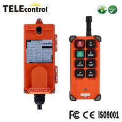 Оборудование телеуправления 6 Кнопки с одной скоростью промышленных пульт дистанционного управления аудиосистемой F21-E1b