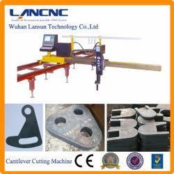 대형 칸틸레버 CNC 플라즈마 및 불꽃 절단 기계(ZLQ-6)