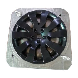 يغطي محور العجلة التلقائية مقاس 15 بوصة مقاس 16 بوصة قالب حقن بلاستيكي