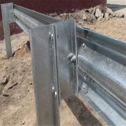 La autopista de seguridad de acero barandilla puestos para África China Proveedor