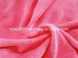 タオルファブリックポリエステル/ナイロン200GSM 180cm工場はホーム/ホテル/会社/洗剤で使用された織物を作った