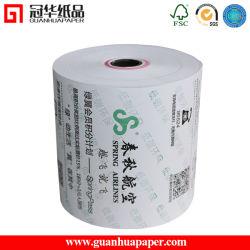 Rouleaux de papier ISO caisse enregistreuse (80x80mm, 80x70mm, 57x70mm, 57x50mm)