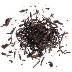 Fragancia fresca natural saludable desayuno inglés, el té negro
