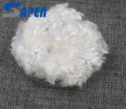 6mm 12mm 18mm de fibra monofilamento de hormigón reforzado de fibra de polipropileno