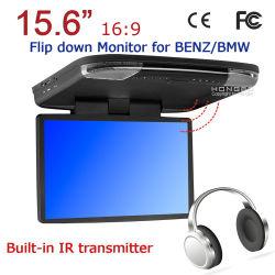 Benz Bwm를 위한 MP5를 가진 15.6 인치 Car Flip Down Monitor