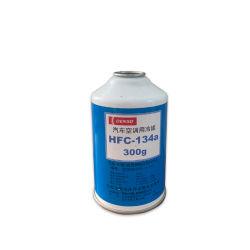 안전 자동차 냉각 99.9% 높은 순수성 R134A 냉각하는 가스 390g