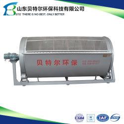 La fabrication du papier de fibres de prétraitement des eaux usées de recycler le filtre du tambour