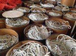 كهربائيّة يسيّج يزركش حبل مبلمرة حبل مزرعة سياج