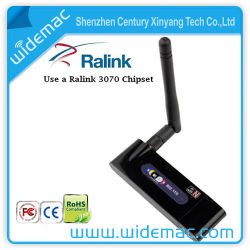Ralink Rt3070 150Mbps drahtloser USB-Adapter/WiFi Adapter/USB Dongle