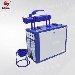 Мини-Style гравировальный станок для лазерной маркировки волокон из нержавеющей стали системы