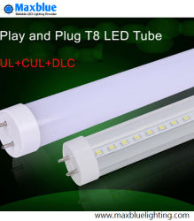 UL Dlc cUL aprovado 5feet 25W T8 Luz do Tubo de LED