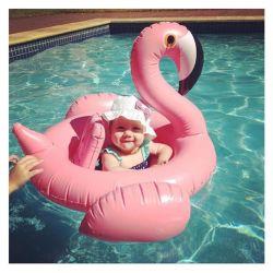 نحام شكل قابل للنفخ طفلة جدي عوّامة مقادة سباحة زورق حل