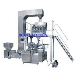 ماكينة التعبئة الخاصة بكيس السوائل Dxdf400-6p