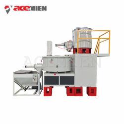 وحدة خلط أوتومPVC مع الساخن الساخن مع مسحوق PVC الأوتوماتيكي مع جيد الجودة