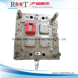 Molde de plástico para la alimentación del interruptor