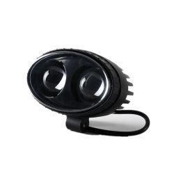 برغي مقاوم للمياه رباعي الأبعاد LED 80 فولت 10 واط ضوء مصباح رفع من الباب الأزرق