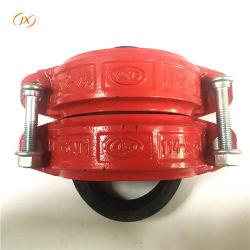 Roheisen-Bohrrohrklemme-Grooved Befestigung für Hydraulikpumpe