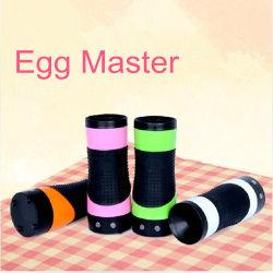 De Meester van het ei met 2 Eieren