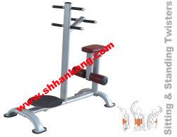 Puissance commerciale, matériel de fitness, salle de gym de la machine, assis et debout Twister- PT-853