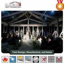 イベントのための贅沢なアルミニウム屋外党玄関ひさしの結婚式のテント10X15m