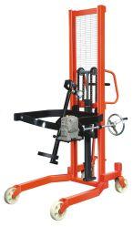 250-350kg tambor de óleo manual/tambor de óleo do transportador porta-paletes manual