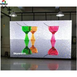 P3 de carro cheio de Cortina de LED de cor para a fase de exibição de vídeo de fundo da tela na parede