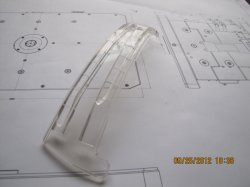 Luz antiniebla para el cuerpo de auto piezas de plástico