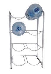 Distributeur d'eau pour bouteille d'eau de 5 gallons étagère rack support étagère de godet (HBC-D8)