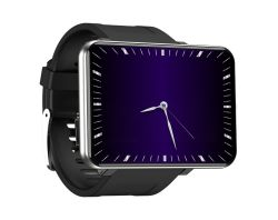 2,86 pouces grand écran Android 7.1 Smart Watch 4G WiFi GPS WiFi GPS Smart Watch trackers