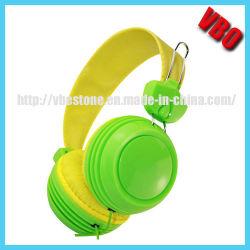 선전용 선물 싼 MP3 헤드폰 (VB-1235D)