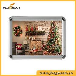 A1 A2 A3 A4 Aluminium-Verschluss/Plakat-Rahmen für Weihnachtsbildschirmanzeige