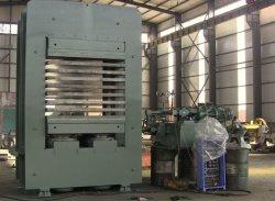 ضغط هيدروليكي تلقائي بالرغوة للضغط على الإسفنجية المطاطية المصنوعة من خلات فينيل الإيثيلين (EVA PVC