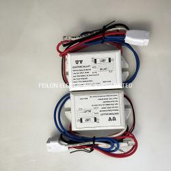 110V 10W Reactances Eletrônico para lâmpada UV, a lâmpada de UV Lastro Afogador Ultravioleta
