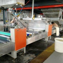MgO-Vorstand-Zeile anderes Baumaterial, das Maschinerie herstellt