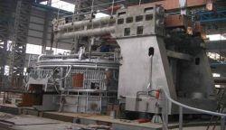 La SGS Hx-Steel-making four à arc électrique